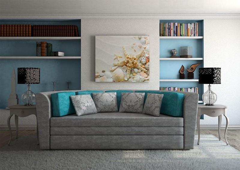 купить диван кровать Smile в тюмени недорого за 61800 руб в